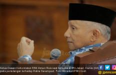 Bersaksi untuk Ratna Sarumpaet, Amien Beber Alasan BPN Prabowo Gelar Jumpa Pers - JPNN.com
