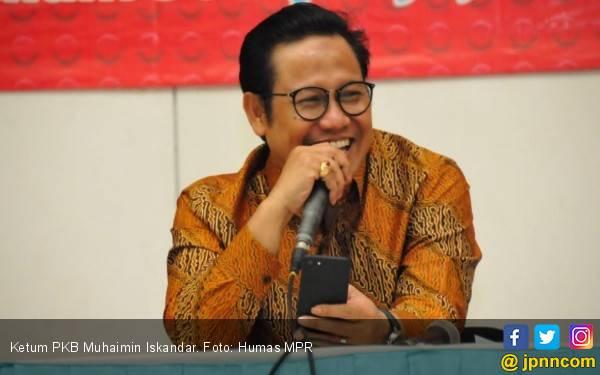 Jelang Muktamar PKB di Bali, Muhaimin Iskandar Berganti Nama Panggilan - JPNN.com