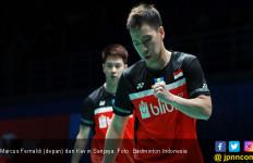 Minions Ganyang Ganda Malaysia di Babak Pertama Korea Open 2019 - JPNN.com