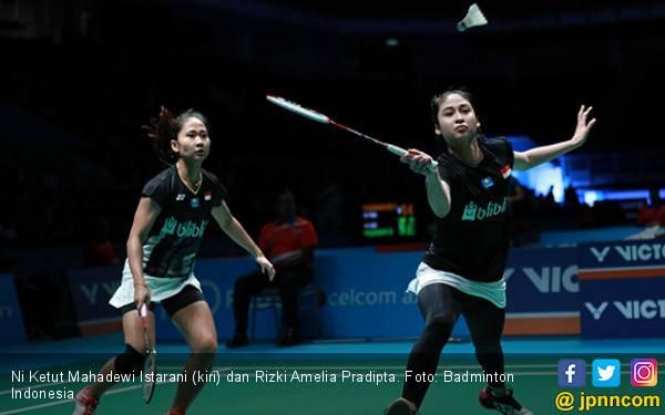 Malaysia Open 2019: Ketut / Rizki Pukul Greysia / Apriyani - JPNN.com