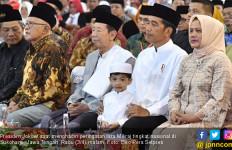 Pesan Jokowi Untuk yang Berbeda Pandangan Politik - JPNN.com