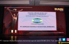 PT Kawasan Berikat Nusantara Raih Penghargaan Bergengsi untuk Transformasi - JPNN.com