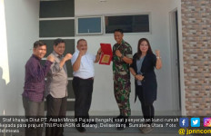 ASABRI Siapkan Rp 500 M untuk Rumah DP 0 Persen Bagi TNI, Polri, dan ASN - JPNN.com