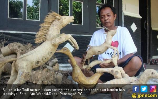 Imajinasi Sukadi Bernilai Jual Tinggi - JPNN.com