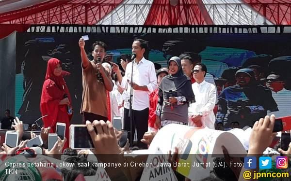 Jokowi Ingin Rebut Suara Tanah Pasundan 75 Persen, Bisa? - JPNN.com