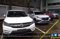 Resmi, Harga DFSK Glory 560 Mulai Rp 210 Juta Kompetitif Melawan Toyota Rush - JPNN.com