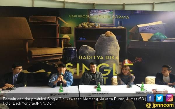 Single Part 2, Film Jomblo Terbaru dari Raditya Dika - JPNN.com