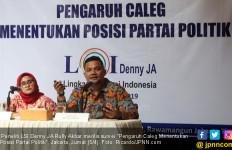 Survei LSI Denny JA Ungkap Penyebab Elektabilitas PSI Jeblok - JPNN.com