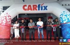 Carfix Hadir Pertama Kali di Depok dengan Kualitas Bengkel Mobil Terjamin - JPNN.com
