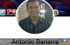Polda Jatim Tangkap Pria di Balik Akun Penyebar Hoaks Antonio Banerra - JPNN.com