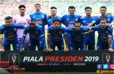 Edan! Arema FC ke Final Piala Presiden 2019 dengan Modal 6 Gol - JPNN.com