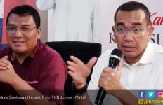 Jubir TKN: Ketahuan Siapa yang tak Suka Jokowi dan Prabowo Bertemu - JPNN.com