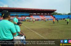 Seleksi Terbuka Tahap Pertama Sriwijaya FC Diikuti Ratusan Pemain Lokal - JPNN.com