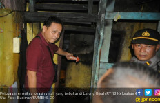 Kebakaran Rumah di Palembang, Pria 30 Tahun Tewas Terjebak di Kamar Mandi - JPNN.com