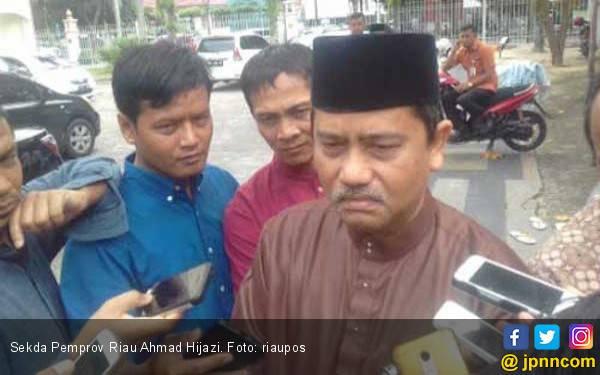 Pemprov Riau Tunggu Arahan Kemenpan-RB Sebelum Umumkan PPPK - JPNN.com