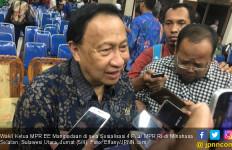 Wakil Ketua MPR Mangindaan: Beda Pilihan Wajar, Tak Perlu Dipertentangkan - JPNN.com