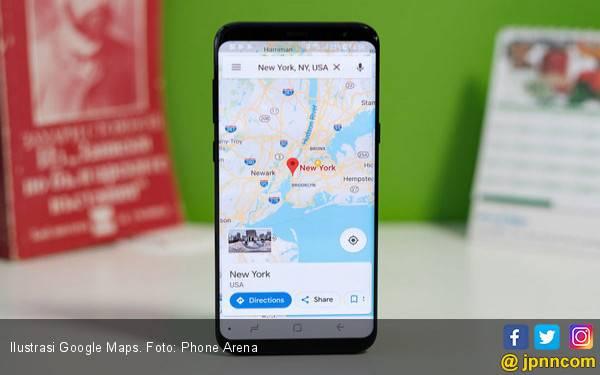 Lagi, Google Maps Adopsi Fitur Waze Yakni Pelaporan Kecelakaan - JPNN.com