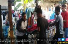 Komeng Tewas Bersimbah Darah Ditembak OTK, Peluru Tembus ke Jantung - JPNN.com