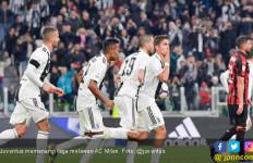 Sempat Tertinggal, Juventus Taklukkan AC Milan - JPNN.com