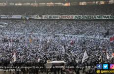 Kampanye Akbar Prabowo Cuma Dihadiri 1 Juta Orang, 10 Juta Lagi ke Mana? - JPNN.com