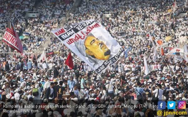 SBY Sempat Sebut Kampanye Akbar Prabowo Tidak Lazim - JPNN.com