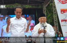 SBY Kritik Kampanye Akbar Prabowo, Jokowi Bilang Begini - JPNN.com