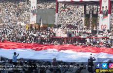 Kampanye Prabowo di SUGBK Spektakuler, Makin Yakin Jokowi Bakal Lengser - JPNN.com
