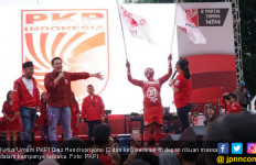 Di Depan Ribuan Massa, Diaz Hendropriyono Yakin PKPI Tembus PT - JPNN.com