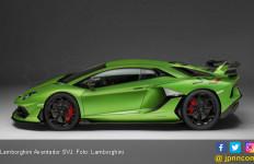 Lamborghini Tarik Peredaran Aventador SVJ Bermasalah di Suspensi - JPNN.com