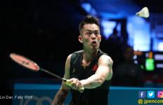 Luar Biasa, Lin Dan Kalahkan Chen Long di Final Malaysia Open 2019 - JPNN.com