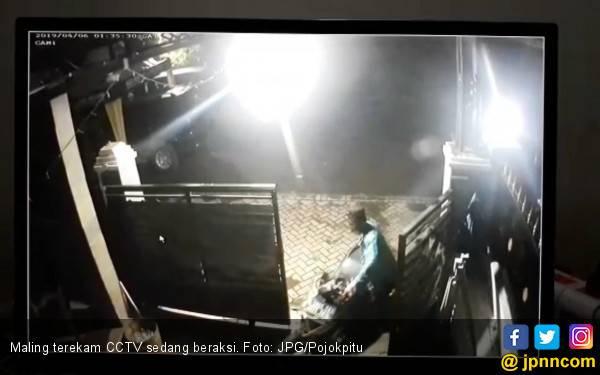 Waduh, Rumah Ketua DPRD Dibobol Maling - JPNN.com