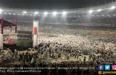 Massa Kampanye Prabowo – Sandi Membeludak, kok Hasil Survei Selalu Kalah? - JPNN.com
