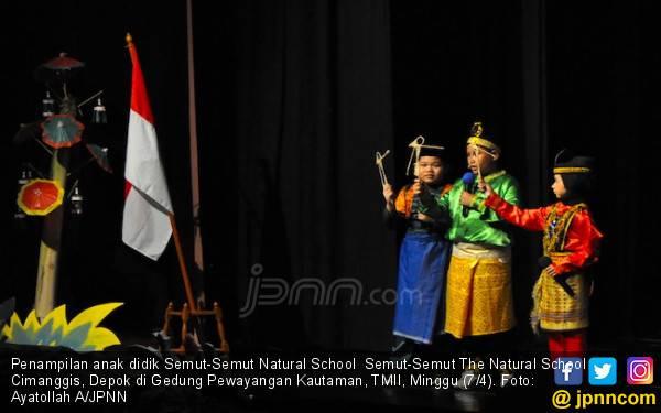 Berbahagialah Sejak Belia, Kita Indonesia! - JPNN.com