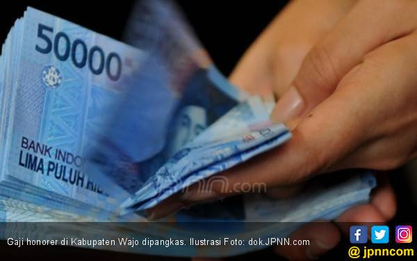 Gaji Honorer Rp 150 Ribu Dipangkas, Ratusan Mengundurkan Diri - JPNN.com
