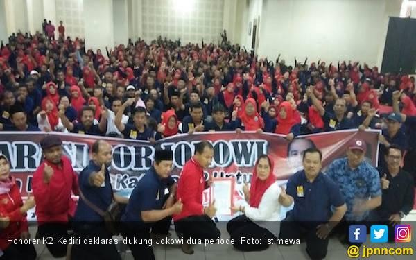 Honorer K2 Pendukung Jokowi-Ma'ruf Siapkan Kenduri Nasional - JPNN.com