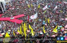 Anda Yakin Jumlah Massa Kampanye Akbar Jokowi di SUGBK juga Spektakuler? - JPNN.com