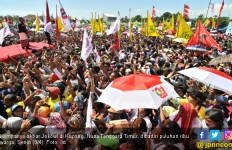 Jokowi: Air Kunci Pertumbuhan Ekonomi NTT - JPNN.com