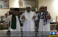Ini Permintaan FPI ke Jokowi Soal Dugaan Pencekalan Habib Rizieq - JPNN.com