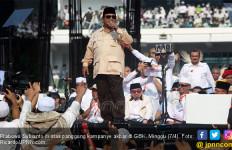 Prabowo: Lembaga Survei yang Bukan Bayaran Bilang Elektabilitas Kami Sudah 60 Persen - JPNN.com
