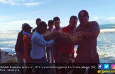 Dua warga Desa Giri Tewas Digulung Ombak di Pantai Lais - JPNN.com