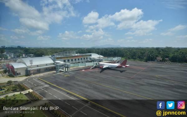 Garbarata Bekas Terminal 2 Bandara Soetta Dipakai untuk Silampari - JPNN.com