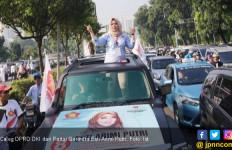 Gulingkan Petahana, Esti Arimi Putri Melenggang ke Kebon Sirih - JPNN.com