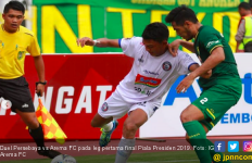 Jadwal Siaran Langsung Final Piala Presiden 2019 Arema FC vs Persebaya - JPNN.com