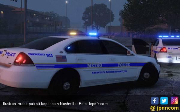 Nekat! Jennifer Bawa Lari Mobil Polisi yang Ada Petugasnya, Nih Ceritanya! - JPNN.com