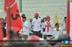 Kampanye Akbar Jokowi di SUGBK: Gelora Persatuan Rakyat - JPNN.com