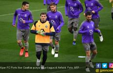 Liverpool vs Porto: Iker Casillas akan Lakukan Segalanya - JPNN.com