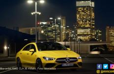Mercedes-AMG CLA 35 4Matic 2019 Menyasar Profesional Muda - JPNN.com