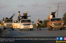 Jelang Kedatangan Pasukan Turki, Akademi Militer Libya Hancur Dibom - JPNN.com