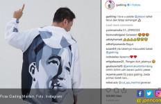 Dukung Jokowi, Gading Marten: I Love U Pakde - JPNN.com