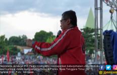 Hasto Paparkan Keberpihakan Jokowi Saat Berkampanye di Maumere - JPNN.com